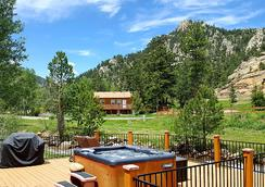 4 Seasons Inn On Fall River - Estes Park - Vista esterna