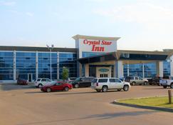 Crystal Star Inn Edmonton Airport - Leduc - Rakennus