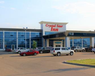 Crystal Star Inn Edmonton Airport - Leduc - Building
