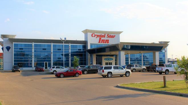 Crystal Star Inn Edmonton Airport - Leduc - Κτίριο