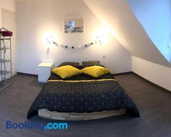 Chambres À Binic - Binic-Étables-sur-Mer - Slaapkamer