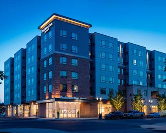Residence Inn by Marriott Boston Burlington - Burlington - Building