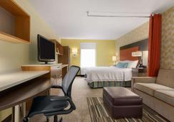 Home2 Suites by Hilton Charlotte I-77 South, NC - Charlotte - Phòng ngủ