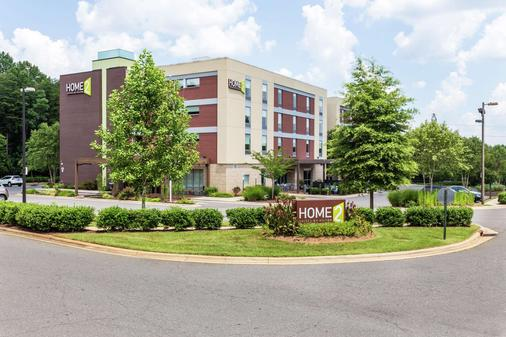 Home2 Suites by Hilton Charlotte I-77 South, NC - Charlotte - Gebäude