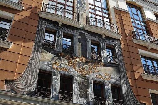 諾比利斯酒店 - 利沃夫 - 利沃夫 - 建築