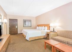 Days Inn by Wyndham Duluth Lakewalk - Duluth - Bedroom
