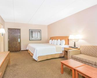 Days Inn by Wyndham Duluth Lakewalk - Duluth - Bedroom