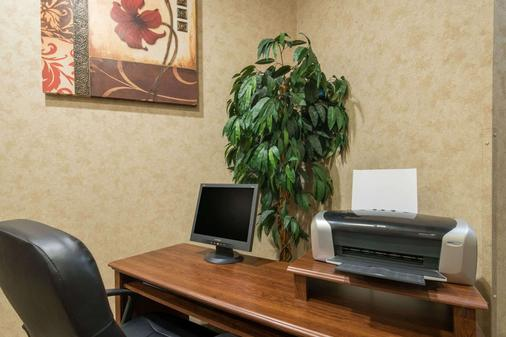 Days Inn by Wyndham Duluth Lakewalk - Duluth - Business centre