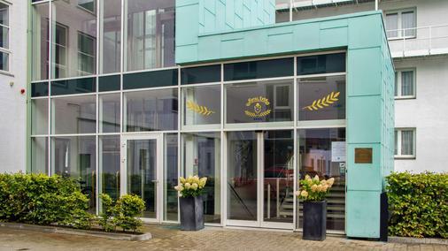 Best Western Plus Hotel Eyde - Herning - Building