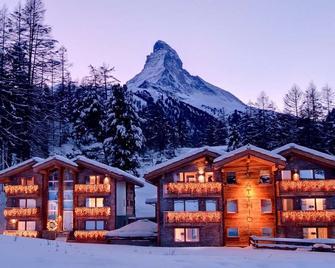 Hotel Matthiol - Zermatt - Gebäude