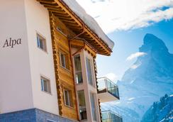 Hotel Matthiol - Zermatt - Näkymät ulkona