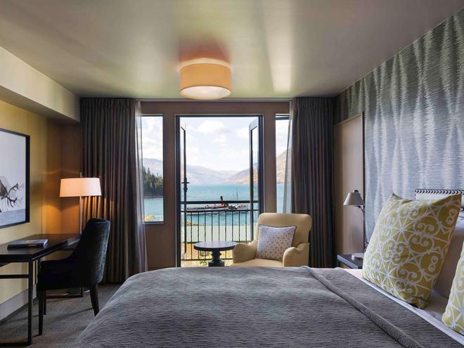 Hotel St Moritz Queenstown - Mgallery - Queenstown - Bedroom