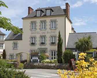 Hotel Des Bains - Saint-Briac-sur-Mer - Gebouw
