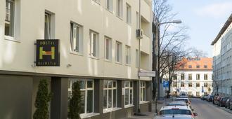 Hostel Helvetia - Warsaw - Building