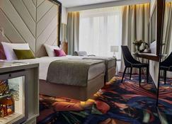 Inx Design Hotel - Krakau - Schlafzimmer
