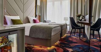 Inx Design Hotel - קראקוב - חדר שינה