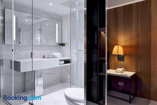 WO 飯店 - 高雄市 - 浴室