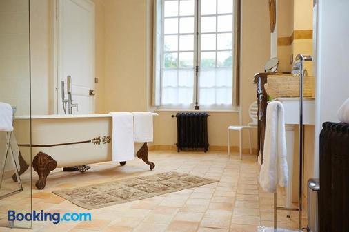 Chateau D'Arry - Arry - Bathroom