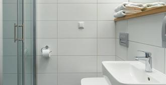 Traffic Hotel - Poznan - Bathroom