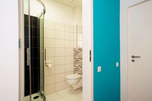 Traffic Hotel - Poznan - Bathroom