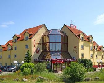 Hôtel Champ Alsace - Haguenau - Building