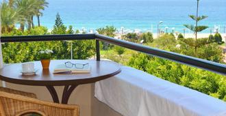 Kleopatra Carina Hotel - Alanya - Balkon
