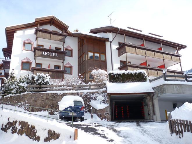 Hotel Fortuna - Ortisei - Edificio