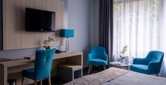 Regnum Residence - Budapest - Makuuhuone