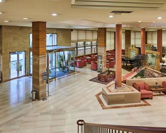 Gran Hotel de Ferrol - Ferrol - Fitnessbereich