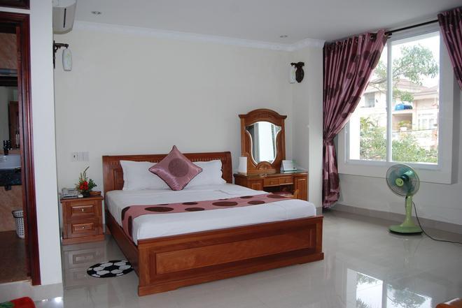 戴龍大酒店 - 峴港 - 峴港 - 臥室