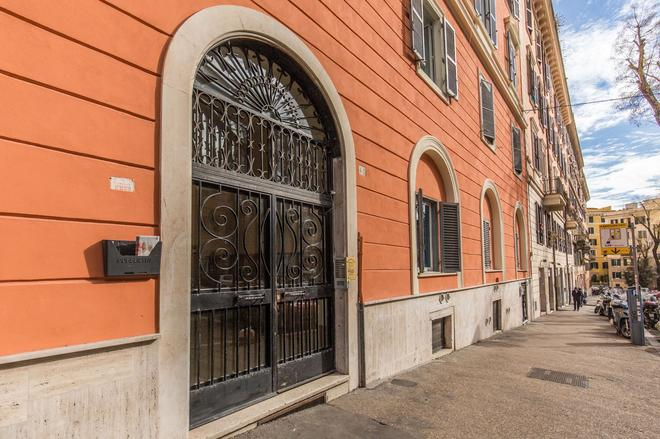 Residenza Belli - Rome - Outdoor view