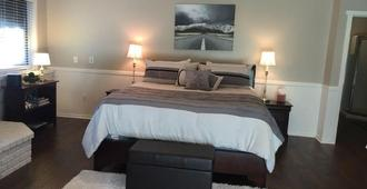 Creekside Inn of Paso Robles - Paso Robles - Bedroom