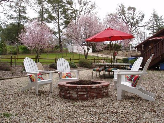 Creekside Bed and Breakfast - Paso Robles - Patio