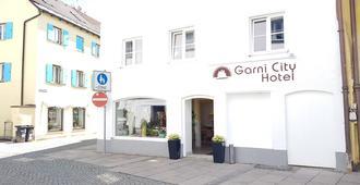 Garni City Hotel - Füssen - Building