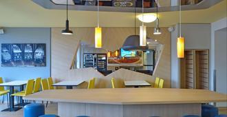 B&B Hotel Augsburg-Süd - Augsburgo - Restaurante