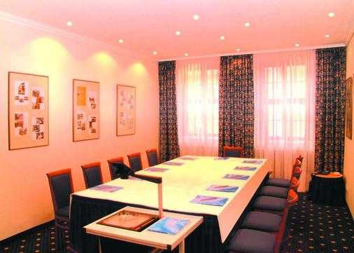 Romantik Hotel Tuchmacher - Görlitz - Meeting room