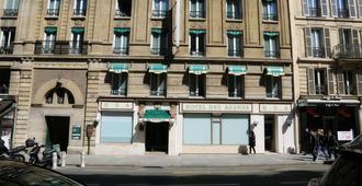 Hôtel Des Arènes - París - Edificio