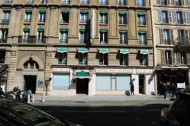 Hotel Des Arenes - Παρίσι - Κτίριο