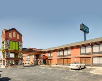Quality Inn Fort Smith I-540 - Fort Smith - Building