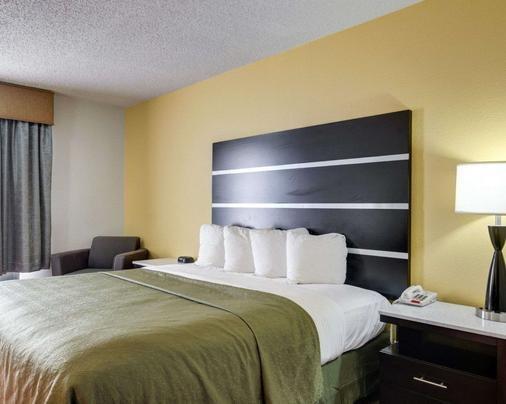 Quality Inn - Fort Smith - Bedroom