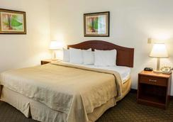 Quality Inn & Suites - Indianapolis - Bedroom