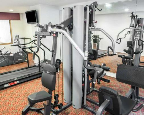 Quality Inn & Suites - Indianapolis - Gym