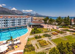 Grand Haber Hotel - Kemer - Building