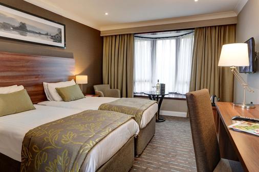 Best Western Brook Hotel Norwich - Norwich - Bedroom