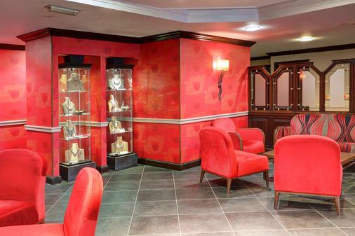 Best Western Brook Hotel Norwich - Norwich - Lounge