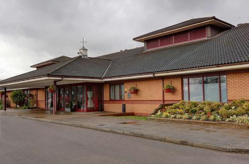 Best Western Brook Hotel Norwich - Norwich - Building