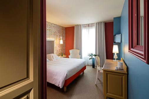 Hotel Matisse, Sure Hotel Collection by Best Western - Sainte-Maxime - Makuuhuone