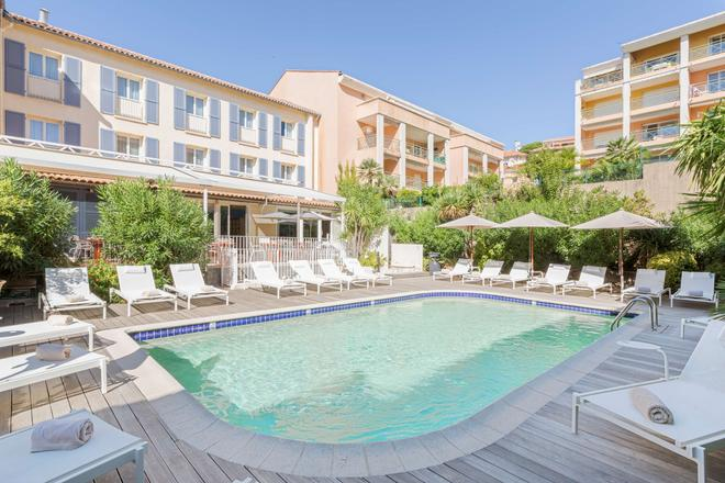 Hotel Matisse, Sure Hotel Collection by Best Western - Sainte-Maxime - Uima-allas