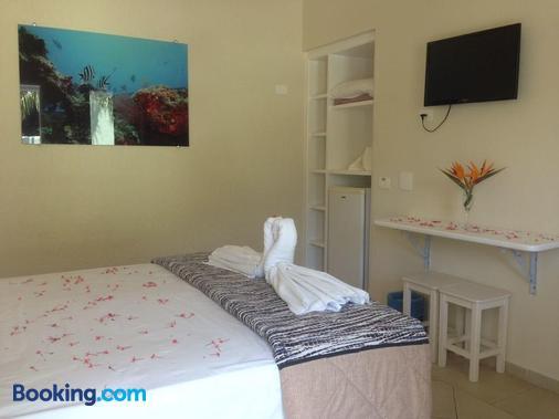 Pousada Azul da Cor do Mar - São Sebastião - Bedroom