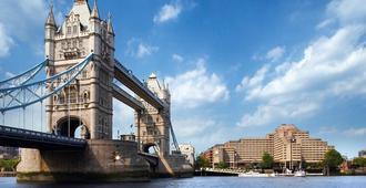 ذا تاور هوتل - لندن - المعالم السياحية